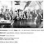 I Murbergets bildarkiv finns inte många, men några bilder från verksamheten i gamla Tobaks.