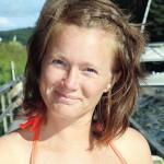 Camilla Hellgren från Kramfors återvänder gärna till Lustholmen.