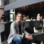 Patrik Attini har drivit Hotell Södra Berget sedan 2008.  Foto Lars Kågström