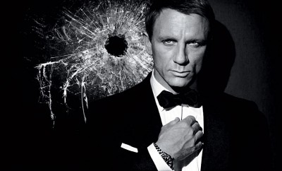 James Bond - Spectre Premiär fredag 30/10