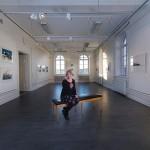 HÄRNÖSANDs KONSTHALL - Ann Larsson Dahlin ställer ut i Konsthallen, delvis tillsammans med möbler från Qvistska samlingen.