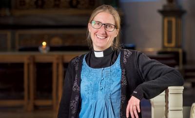 Johanna Janzon Wikström, Präst