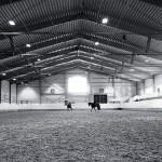 A-hallen har måtten för att hålla  internationella tävlingar.