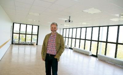 Det är en stor utmaning, men det ska gå, säger Peter Ekdahl, enhetschef hos fastighetsägaren Klövern.