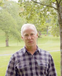 Thomas Karlström, stadsarkitekt.