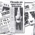 I slutet av 1980-talet talade tidningsrubrikerna om rädsla, hat och främlingsfientlighet.