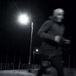 """Sayedgholamhossein """"Sayed"""" Hosseini är en av de asylsökande i Härnösand som verkligen hittat glädjen i löpningen. Han har aldrig missat en tisdagsträning och springer i stort sett varje dag på egen hand."""