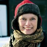 Eva Berglund-Thörnblom kan det mesta om museets båtar.