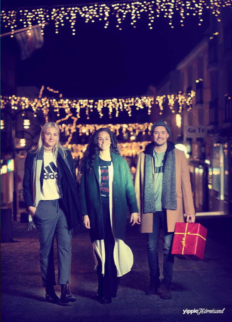 Vendela, Linda & Markus