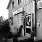 Direkt vid E4 – Tinas Diner.