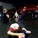 Stretching, stretching och åter stretching ...