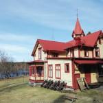 Förutom Sjögården äger Trädgårds även en del andra fastigheter, bland annat Gustafsviks varv i Ramvik. Nyligen köptes även Nickebo.