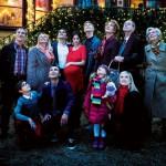 Helena Bergströms nya film, En underbar jävla jul, har premiär 13 november.