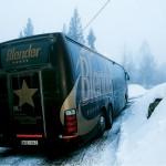 Blenders turnébuss som utgår från Vadstena
