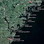 Karta Härnösands kommun