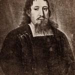 Mattias Steuchius efterträdde sin far Petrus som biskop i Härnösand. Hen blev senare även ärkebiskop.