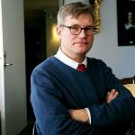 Hans Lennart Ohlsson, chef för Sjöhistoriska museet.