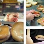 Evalotta Sondell är kallskänkan som gör 150 mackor om dagen. Nybakat bröd och dagsfärska råvaror är hemligheten!