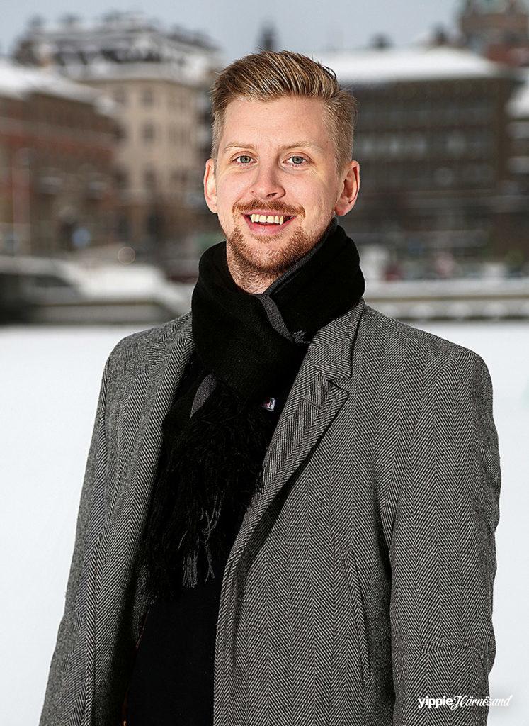 Emil Westerlind - VD Westerlinds