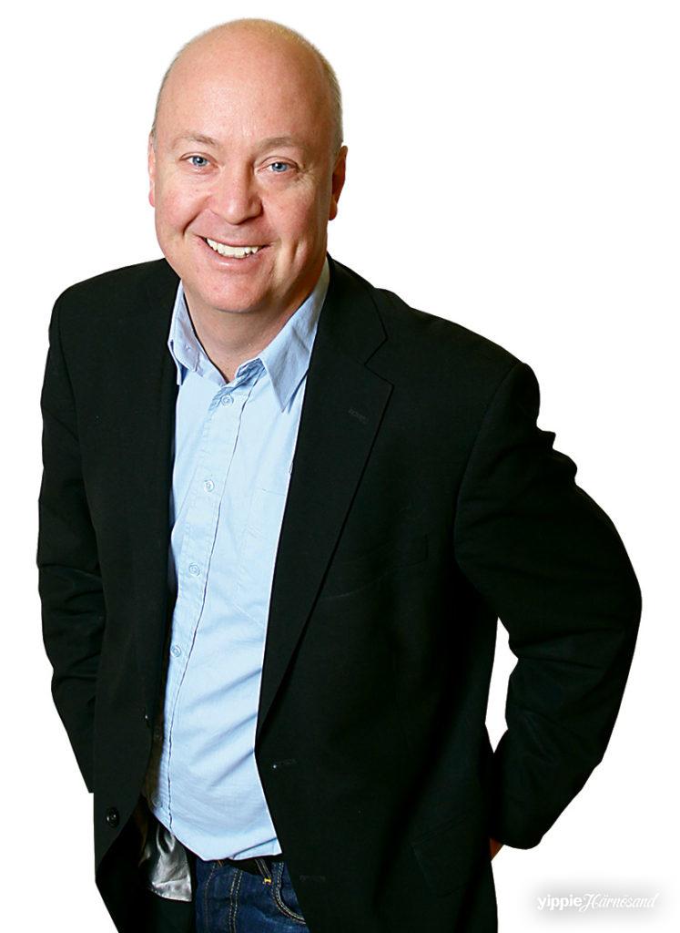 Uno Jonsson - Tillväxtchef, Härnösands kommun