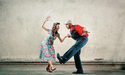 Dans, dans, dans på Parketten.