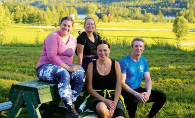 Stigsjö Trail samlar bygden