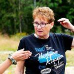 Mona Bentsen är en av dem som fått fart på Härnö IF igen.