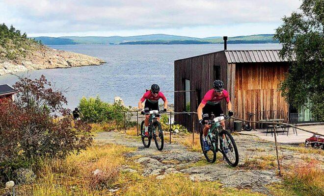 Cykeltävlingen Härnön Runt