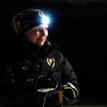 Annelie Persson är en av de drivande i Ramviks IF:s skidsektion.