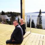 Inger och Paul Nordström.