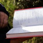 Trädgårdsdagboken är välanvänd.